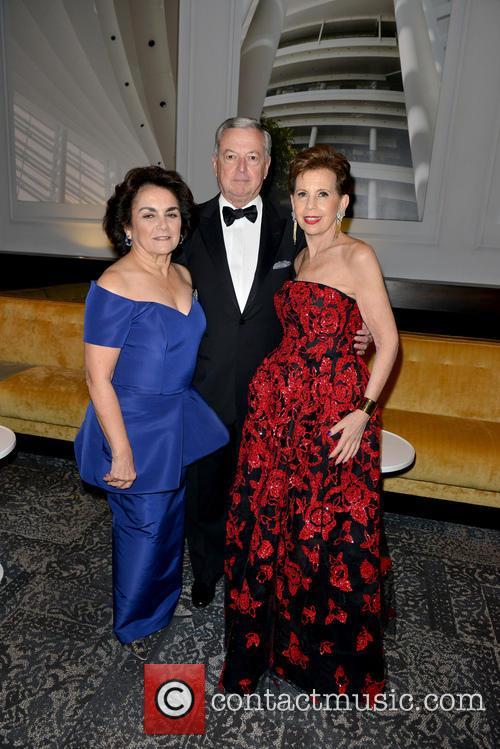 Margarita Codina, Armando Codina and Adrienne Arsht 1