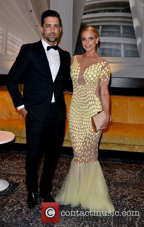 Carlos Rodriguez and Alexia Echevarria 1