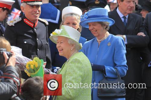 Queen Elizabeth Ii and Hrh Queen 1