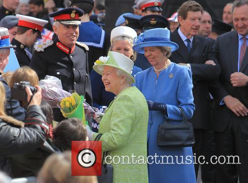 Queen Elizabeth Ii and Hrh Queen 2