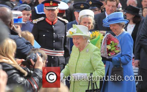 Queen Elizabeth Ii and Hrh Queen 3