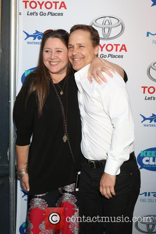 Camryn Manheim and Chad Lowe 1