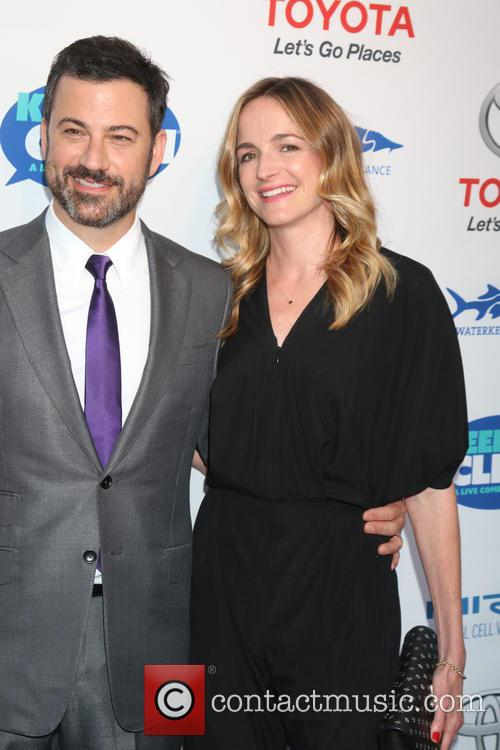 Jimmy Kimmel Has A New Addition To His Family On The Way