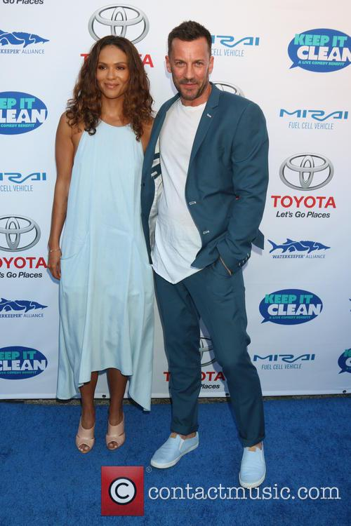 Lesley-ann Brandt and Craig Parker 4