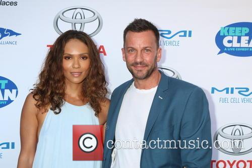 Lesley-ann Brandt and Craig Parker 5