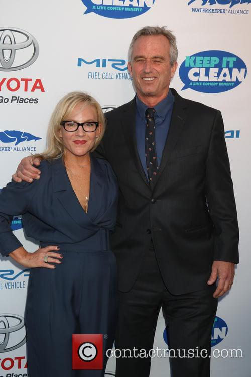 Rachael Harris and Bobby Kennedy Jr 4