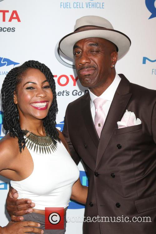 Shahidah Omar and J. B. Smoove 3