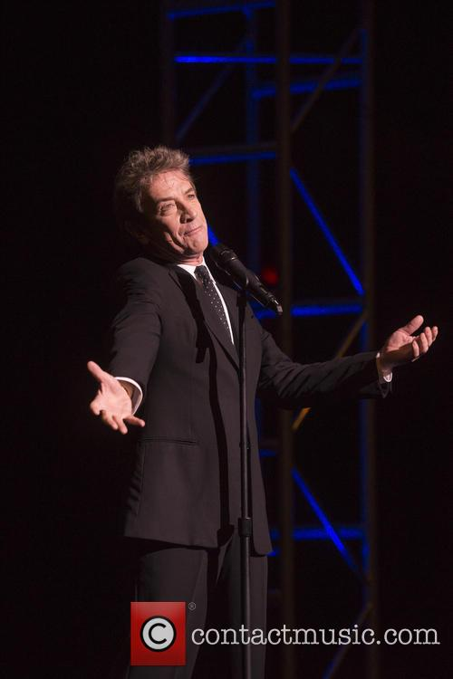 Martin Short Performs in Austin, Texas.