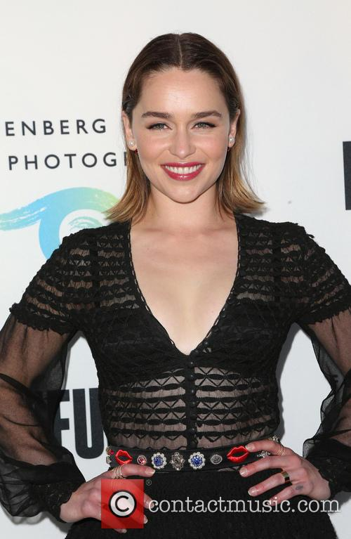 Emilia Clarke Says Women In Hollywood Are Still Treated Differently