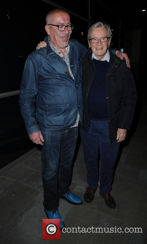William Roache and Stewart Blackburn 4