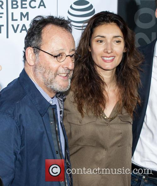 Jean Reno and Zofia Borucka 4