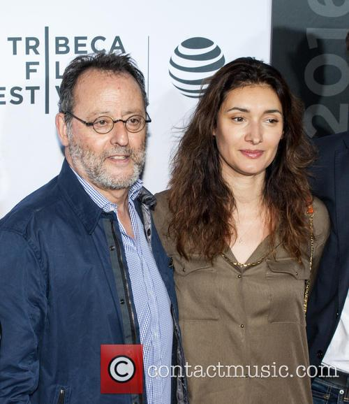 Jean Reno and Zofia Borucka 5