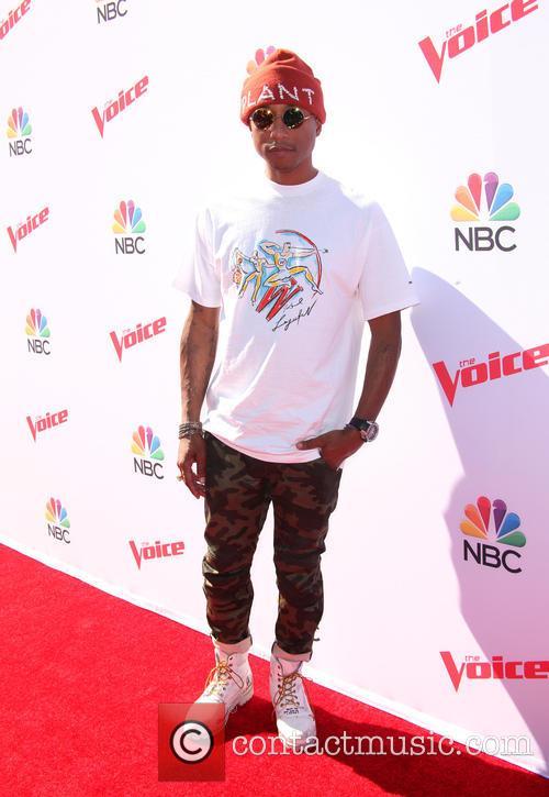 Pharrell Williams 6