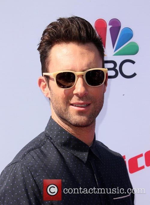 Adam Levine 11