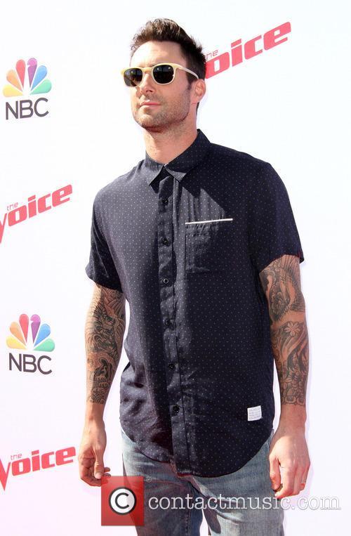 Adam Levine 6