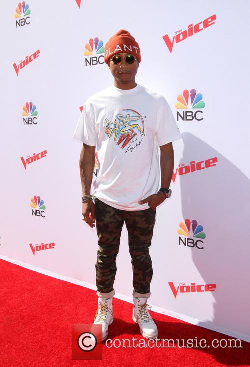 Pharrell Williams 8