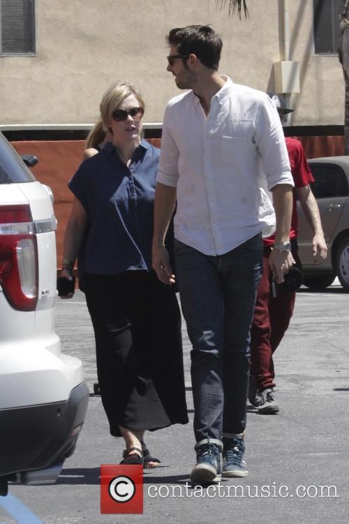 Jennie Garth and Dave Abrams 2