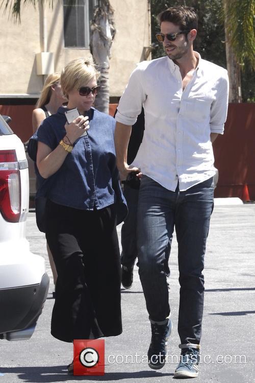 Jennie Garth and Dave Abrams 11
