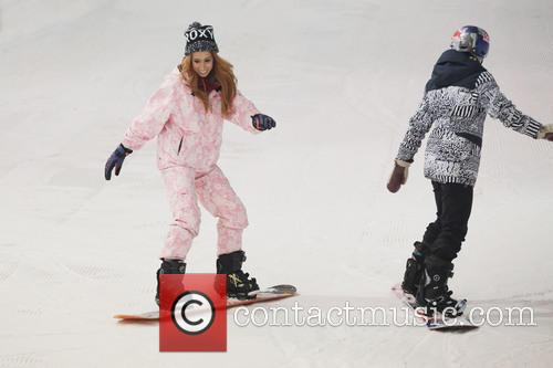 Aimee Fuller and Stacey Solomon 6