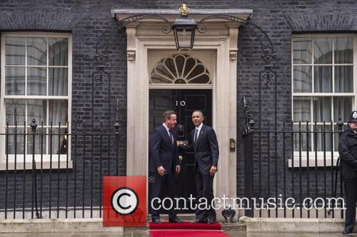 Barack Obama and David Cameron 1