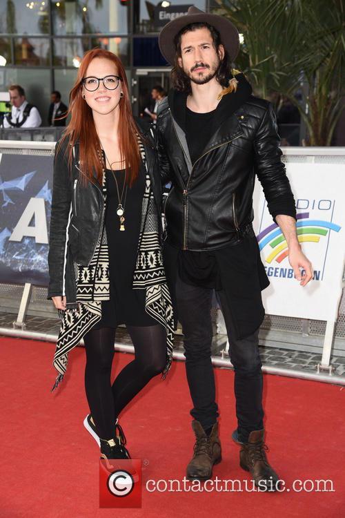 Stefanie Heinzmann and Brother Claudio 2