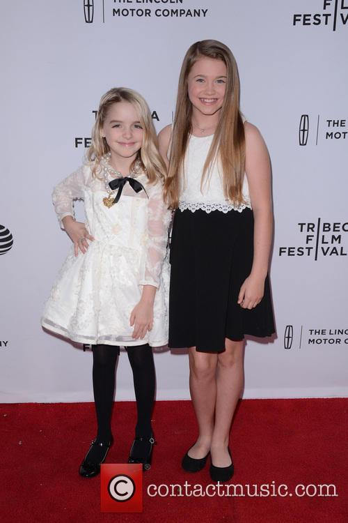 Mckenna Grace and Natalie Coughlin 1