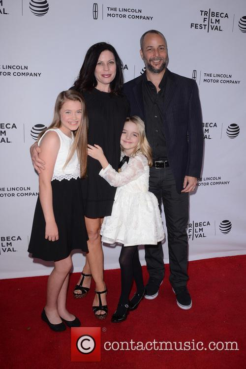 Natalie Coughlin, Susan Mcmartin, Mckenna Grace and Brad Kaplan 4