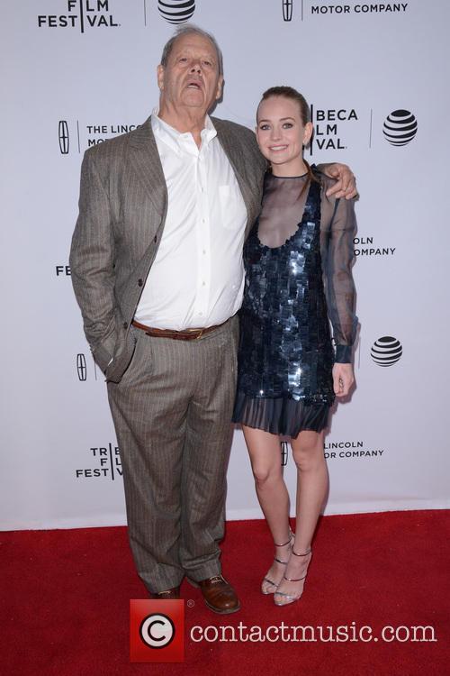 Bruce Beresford and Britt Robertson 3