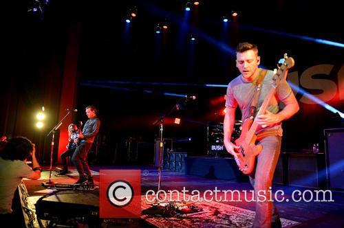 Chris Traynor, Gavin Rossdale and Corey Britz 5