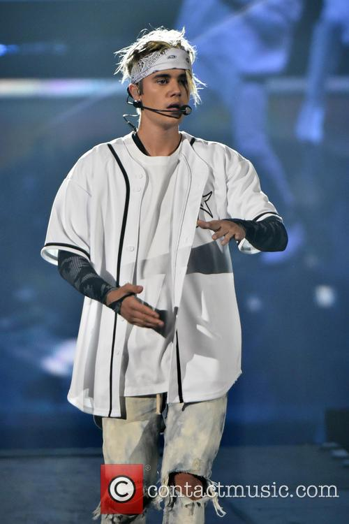 Justin Bieber Ends Drake's 15 Week Reign On Top Of UK Singles Chart