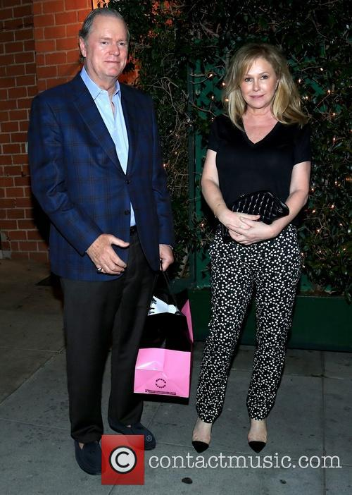 Richard Hilton and Kathy Hilton 2
