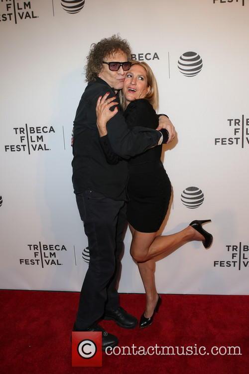 Mick Rock and Marisa Polvino 6