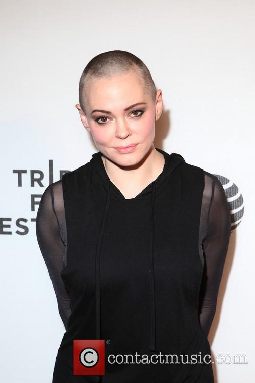 Rose Mcgowan Tweets She Was Raped By Hollywood Executive