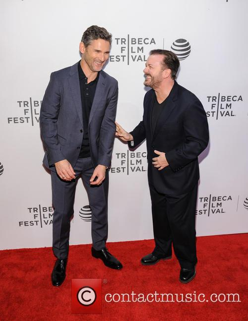 Eric Bana and Ricky Gervais 5