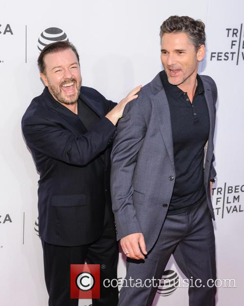 Eric Bana and Ricky Gervais 10