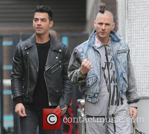 Joe Jonas and Cole Whittle 5