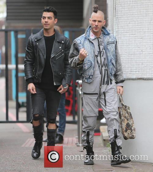 Joe Jonas and Cole Whittle 6