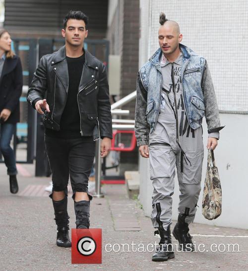 Joe Jonas and Cole Whittle 7