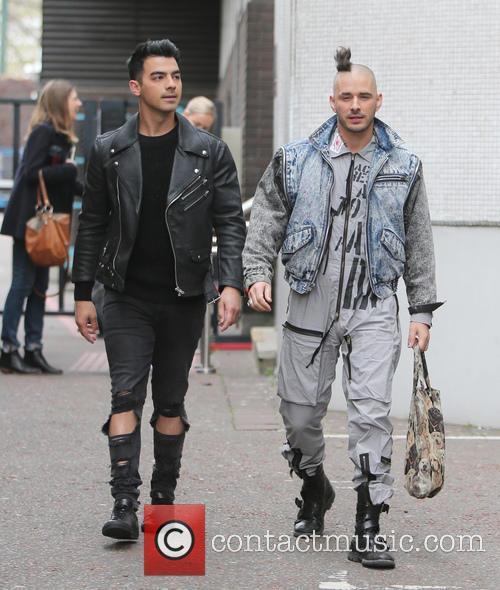 Joe Jonas and Cole Whittle 8