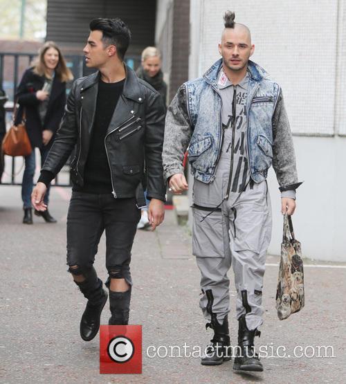 Joe Jonas and Cole Whittle 9