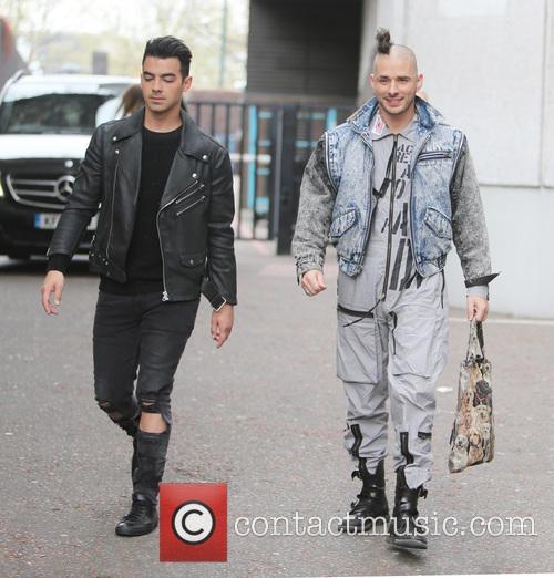 Joe Jonas and Cole Whittle 10