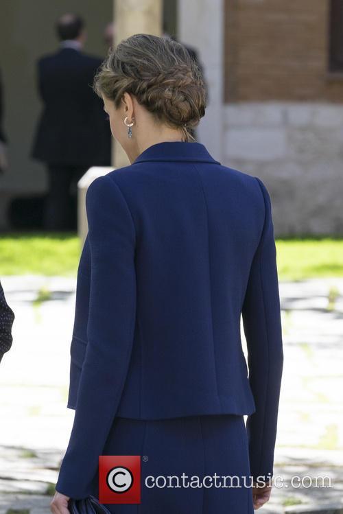 Miguel and Queen Letizia Of Spain 7