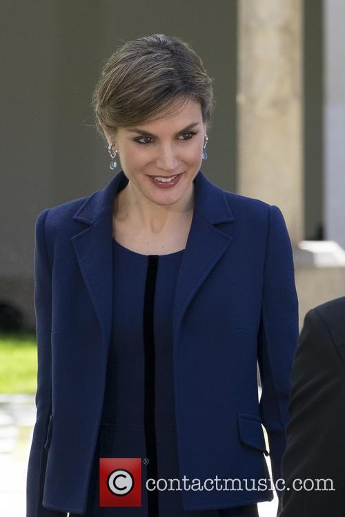 Miguel and Queen Letizia Of Spain 9