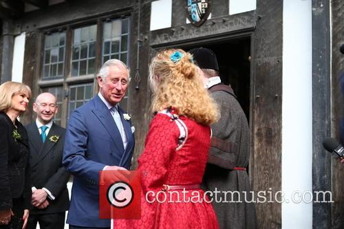 Prince Charles, Charles Prince Of Wales and William Shakespeare 1