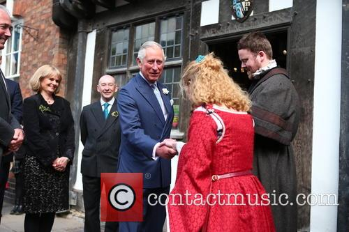 Prince Charles, Charles Prince Of Wales and William Shakespeare 4
