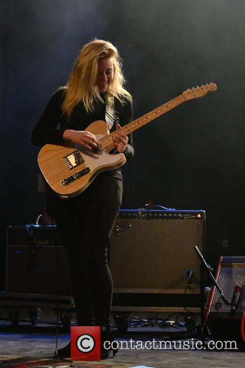 Joanne Shaw Taylor performs live at O2 Forum...
