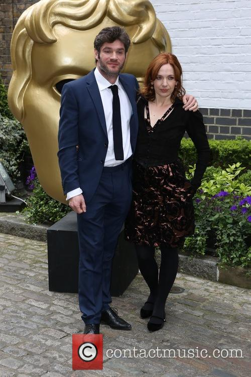 Harry Peacock and Katherine Parkinson 1