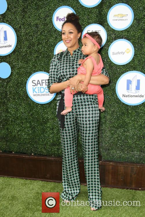 Tamera Mowry and Daughter Ariah Talea Housley 2