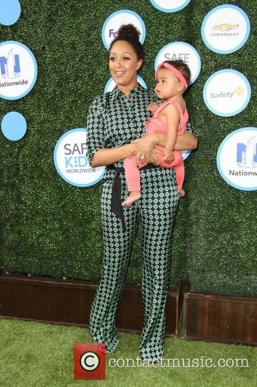 Tamera Mowry and Daughter Ariah Talea Housley 3
