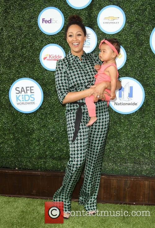 Tamera Mowry and Daughter Ariah Talea Housley 4
